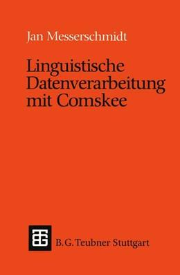 Abbildung von Messerschmidt | Linguistische Datenverarbeitung mit Comskee | 1984