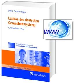 Abbildung von Preusker | Lexikon des deutschen Gesundheitssystems | 2010