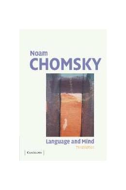 Abbildung von Chomsky | Language and Mind | 3rd edition | 2006