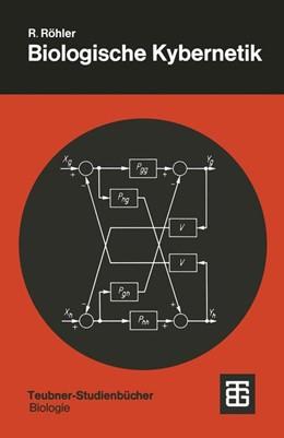 Abbildung von Biologische Kybernetik | 1974 | Regelungsvorgänge in Organisme...