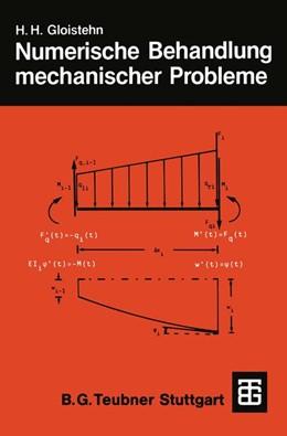 Abbildung von Gloistehn | Numerische Behandlung mechanischer Probleme mit BASIC-Programmen | 1985