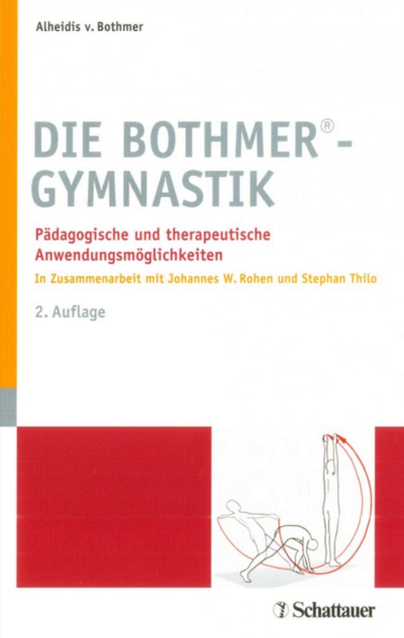 Die Bothmer Gymnastik   Bothmer   2. Aufl., 2012   Buch (Cover)