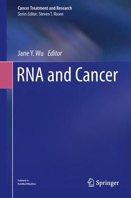 Abbildung von Wu | RNA and Cancer | 2013 | 158
