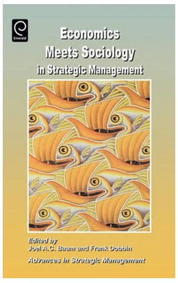 Abbildung von Economics Meets Sociology in Strategic Management | 2000