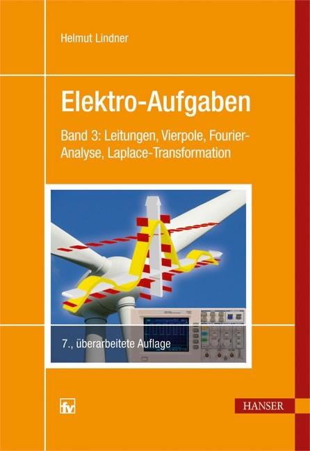 Elektro-Aufgaben 3 | Lindner / Balcke | 7., überarbeitete Auflage, 2012 | Buch (Cover)