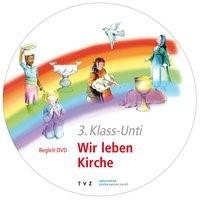 3. Klass-Unti. Wir leben Kirche | Bosshardt, 2012 (Cover)