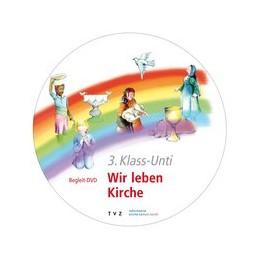 Abbildung von Bosshardt | 3. Klass-Unti. Wir leben Kirche | 2012 | Begleit-DVD zur Arbeitshilfe f...