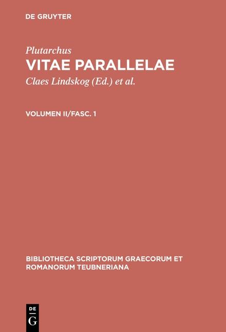 Abbildung von Lindskog / Ziegler / Gärtner   Vitae parallelae   3rd updated and enl. ed.   1993