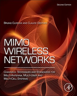 Abbildung von Clerckx / Oestges | MIMO Wireless Networks | 2013 | Channels, Techniques and Stand...