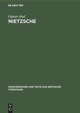 Abbildung von Abel   Nietzsche   Reprint 2019   1984   Die Dynamik der Willen zur Mac...   15