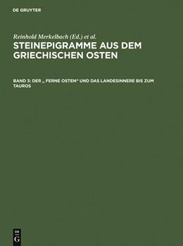 Abbildung von Merkelbach / Stauber   Der