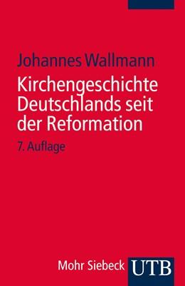 Abbildung von Wallmann   Kirchengeschichte Deutschlands seit der Reformation   7., durchgesehene Auflage   2012   1355