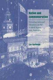 Abbildung von Spillman | Nation and Commemoration | 1997
