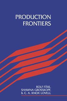 Abbildung von Fare / Grosskopf / Lovell   Production Frontiers   1993