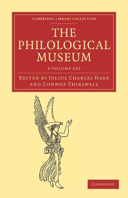 Abbildung von Hare / Thirlwall   The Philological Museum 2 Volume Set   2012