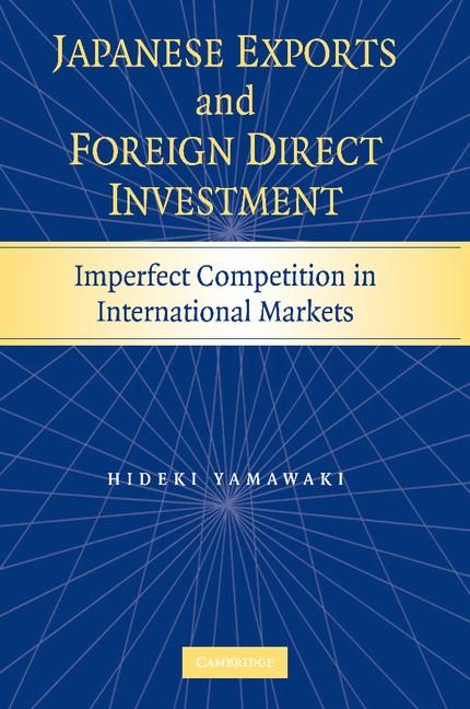Abbildung von Yamawaki | Japanese Exports and Foreign Direct Investment | 2012