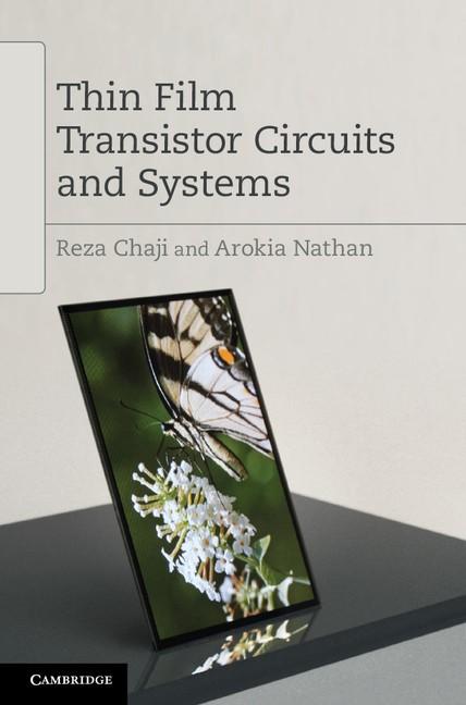 Abbildung von Chaji / Nathan | Thin Film Transistor Circuits and Systems | 2013