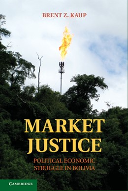Abbildung von Kaup | Market Justice | 2013 | Political Economic Struggle in...