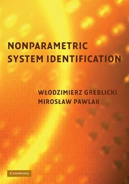 Abbildung von Greblicki / Pawlak | Nonparametric System Identification | 2012