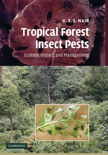 Abbildung von Nair | Tropical Forest Insect Pests | 2012