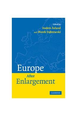 Abbildung von Aslund / Dabrowski | Europe after Enlargement | 2012