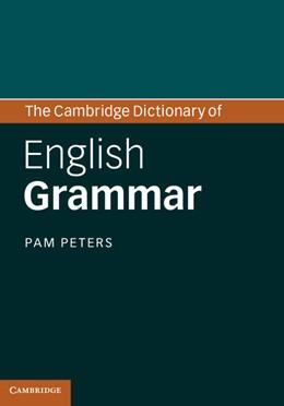 Abbildung von Peters | The Cambridge Dictionary of English Grammar | 2013