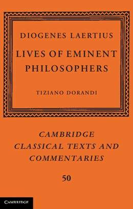 Abbildung von Dorandi   Diogenes Laertius: Lives of Eminent Philosophers   2013   50