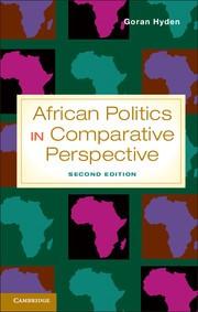 Abbildung von Hyden | African Politics in Comparative Perspective | 2012