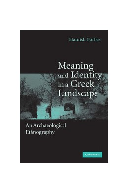 Abbildung von Forbes | Meaning and Identity in a Greek Landscape | 2012
