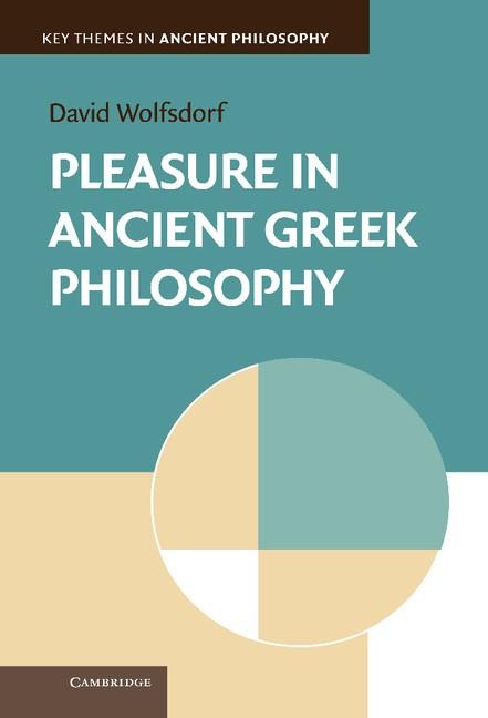 Abbildung von Wolfsdorf | Pleasure in Ancient Greek Philosophy | 2012