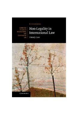 Abbildung von Johns | Non-Legality in International Law | 2013