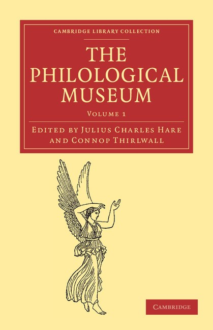 Abbildung von Hare / Thirlwall | The Philological Museum | 2012