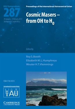 Abbildung von Vlemmings / Humphreys / Booth | Cosmic Masers – from OH to H0 (IAU S287) | 2012