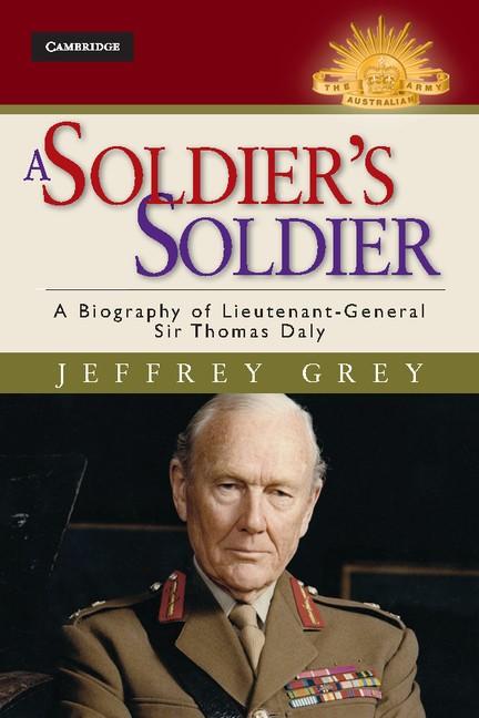 Abbildung von Grey | A Soldier's Soldier | 2013