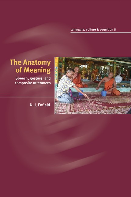 Abbildung von Enfield | The Anatomy of Meaning | 2012