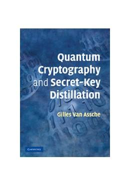 Abbildung von Van Assche | Quantum Cryptography and Secret-Key Distillation | 2012