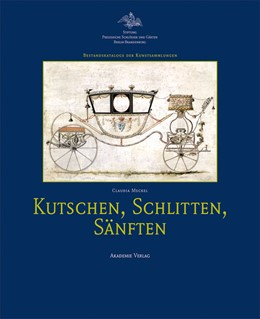Abbildung von Meckel | Kutschen, Schlitten, Sänften | 2013