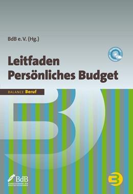 Abbildung von Sobota / | Leitfaden Persönliches Budget | 2012
