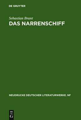 Abbildung von Brant / Lemmer | Das Narrenschiff | 4th enl. Edition | 2010 | Nach der Erstausgabe (Basel 14...
