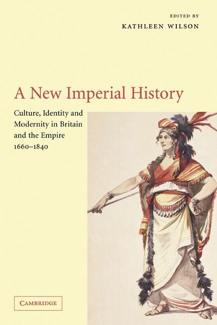 Abbildung von Wilson   A New Imperial History   2004