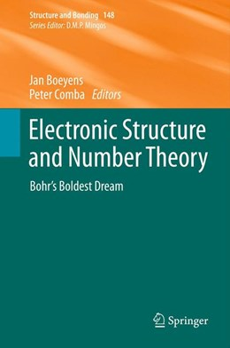 Abbildung von Boeyens / Comba | Electronic Structure and Number Theory | 2013 | Bohr's Boldest Dream | 148