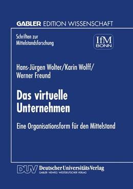 Abbildung von Das virtuelle Unternehmen | 1. Auflage | 1998 | 80 | beck-shop.de