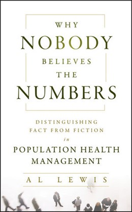 Abbildung von Lewis | Why Nobody Believes the Numbers | 2012 | Distinguishing Fact from Ficti...