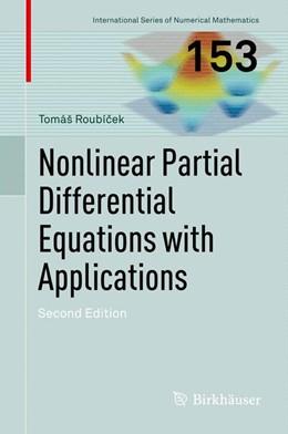 Abbildung von Roubícek | Nonlinear Partial Differential Equations with Applications | 2. Auflage | 2013 | 153 | beck-shop.de