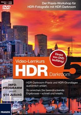 Abbildung von / Ruhland | Video-Lernkurs HDR Darkroom 5 | 2012