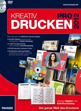 Abbildung von Kreativ Drucken Pro 2012 | 2011