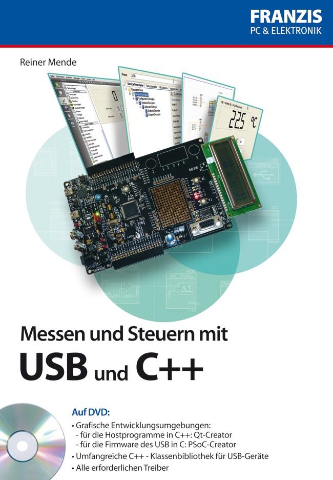 Abbildung von Mende | Messen und Steuern mit USB und C++ | 2011