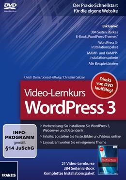 Abbildung von Dorn / Gatzen / Hellwig | Video-Lernkurs WordPress 3 | 2010