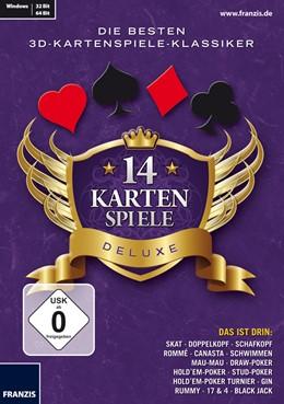 Abbildung von 14 Kartenspiele Deluxe   2012