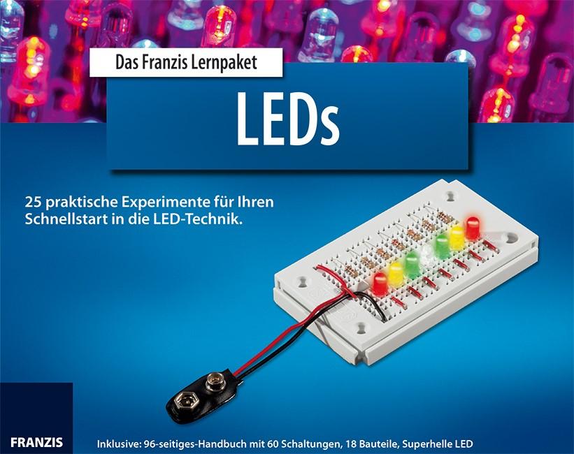 Lernpaket LEDs | Kainka, 2011 | Buch (Cover)